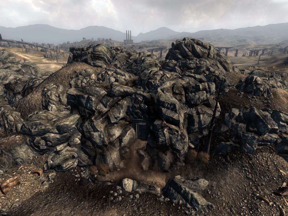 AntAgonizer's lair