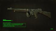 FO4 LS Submachine gun 3