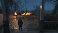 FO4 Somerville Place Evening