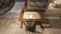FO76 Autumn Acre cabin (Mists of Autumn Acres)