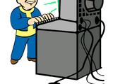 Хакер (Fallout 76)