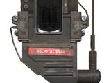 Silo Alpha code piece