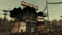 Gob's saloon