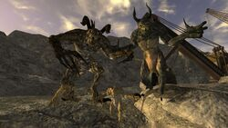 FNV Deathclaw family Quarry Junction.jpg