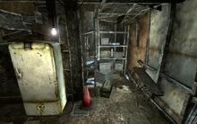 FO3 Billy Creel's house storeroom
