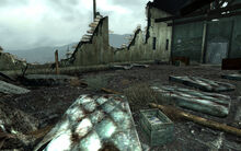 FO3 Dickerson Chapel box of detergent