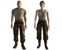 FO3 Merc grunt outfit.png