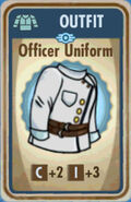 FoS Officer Uniform Card