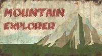 Pioneer Mountain Explorer Sign