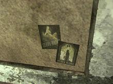 Sierra madre postcards
