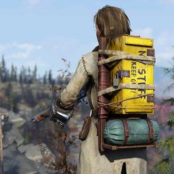 パック バック フォール 76 アウト フォールアウト76(Fallout76)攻略wiki