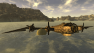 FNV B-29 Floating on the surface