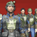 FO4 CC - Armor paint job Reilly's Rangers.png