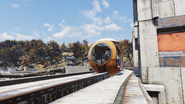 FO76 Morgantown monorail 24