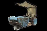 FNV Golfcart render