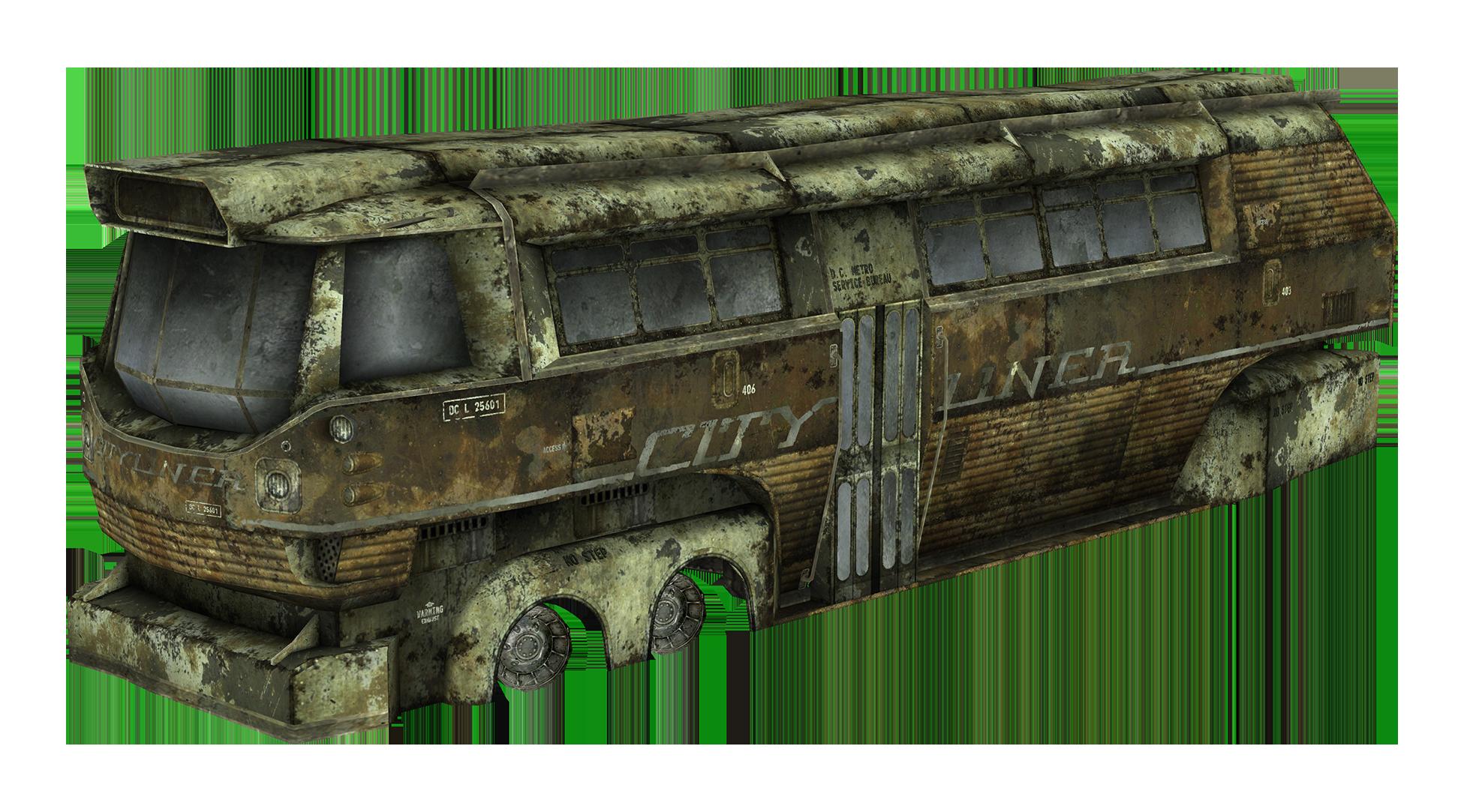 Автобус (Fallout 3)