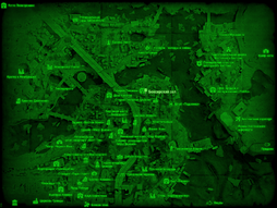 FO4 Боксёрский зал (карта мира).png