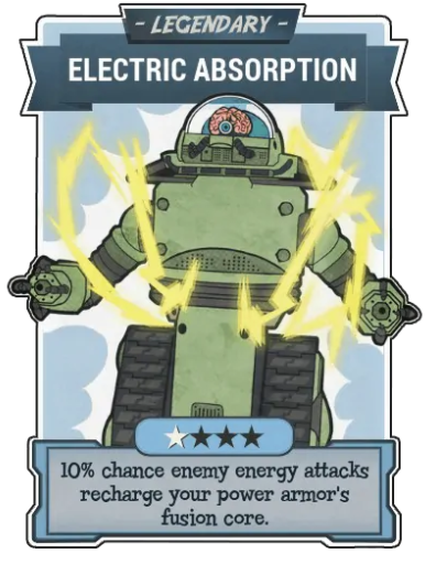 Electric Absorption