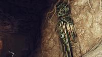 FO76 Ominous statue