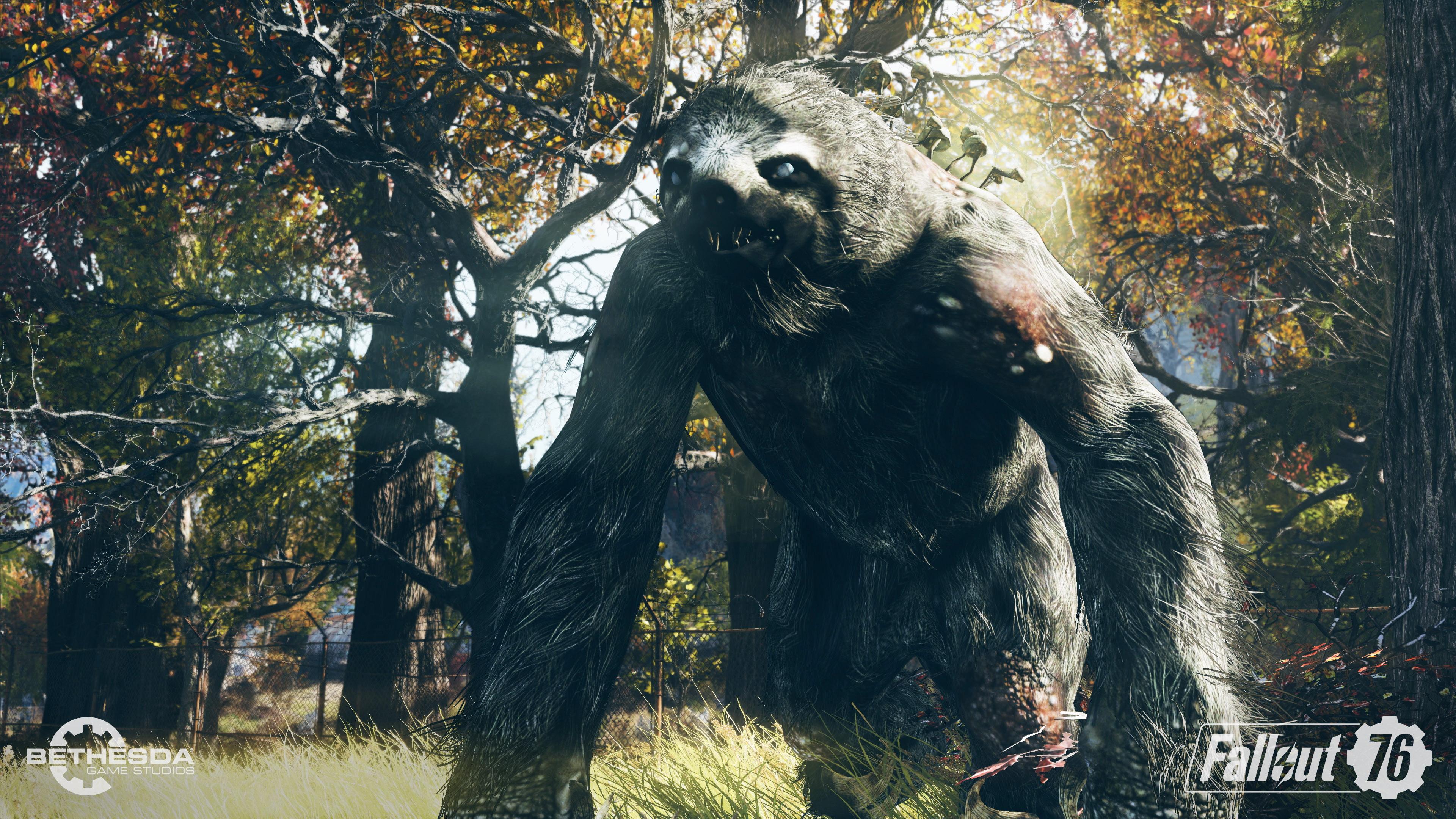 Mega sloth