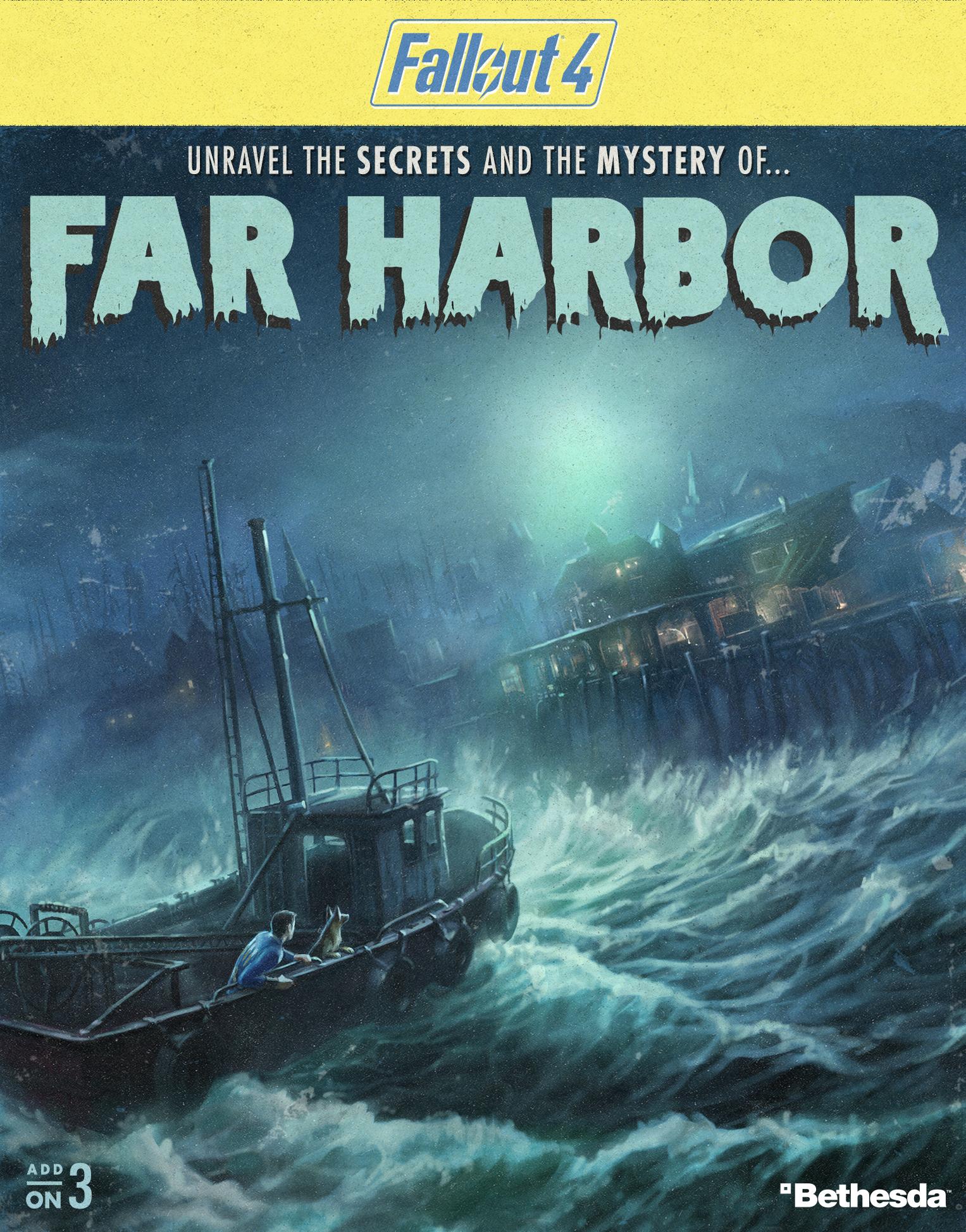 Far Harbor Add On Fallout Wiki Fandom