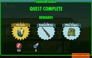 FoS Uninvited Guests - rewards
