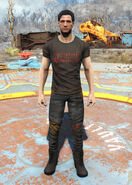 Hot Rodder t-shirt male