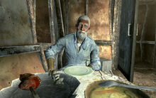 FO3 Walter and Three Bites of Sausage