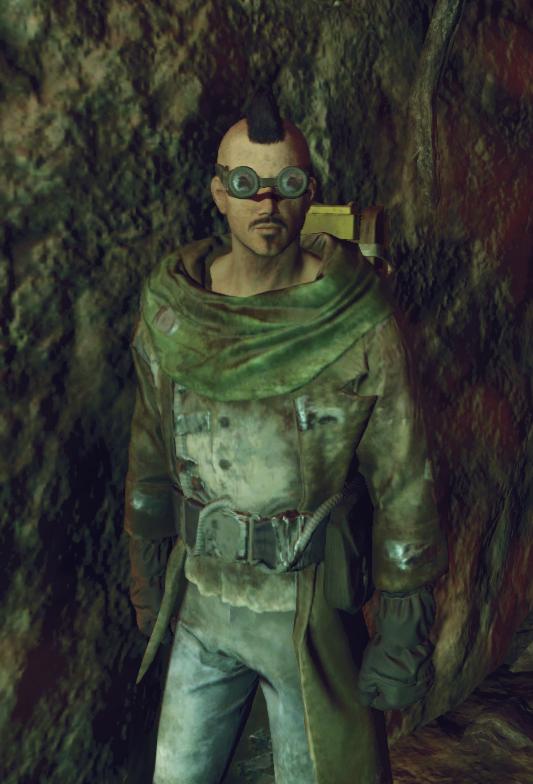 Raider punk