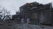 FO76 Rainy shack