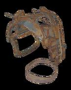 FO76 armor light raider torso 4
