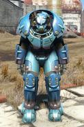 Quantum X-01 Mk.V power armor