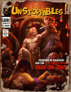 Who Can Stop The Unstoppable Grog-Na-Rok?!