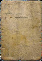 FO4 Bergman's Password Note.png