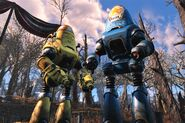 FO4 Misc item prtect on parade 2