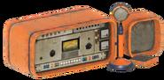 FO76 Ham radio render