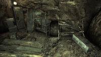 Hamilton's hideaway weapon cache