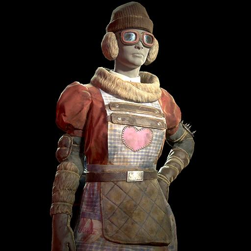 Raider culinarian outfit