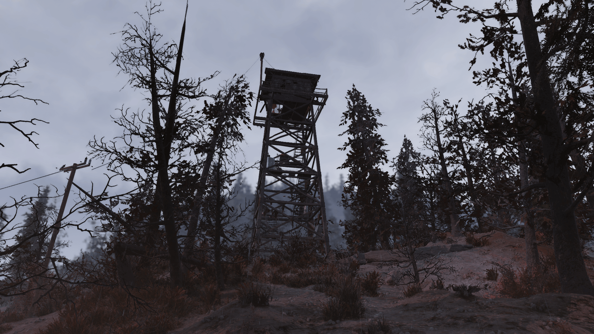 North Mountain lookout