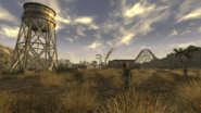 FNV Primm Resident near the Water tower (ev)
