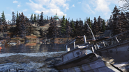 FO76 Lac de Spruce Knob 04