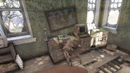 FO76 Landview Lighthouse (Lighthouse keeper's terminal)