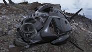 FO76 Vertibird crash site 03