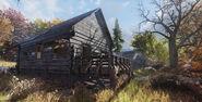 New River Gorge Resort (cabin)