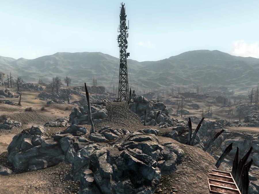Wieża przekaźnikowa KT8