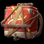FO76 Atomic Shop - Nuka Cola Cooler Backpack