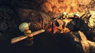 FO76 Glassed Cavern Teddy Bear Miners
