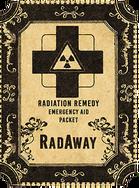 FO76 RadAway Wrapper