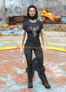 General Atomics t-shirt female