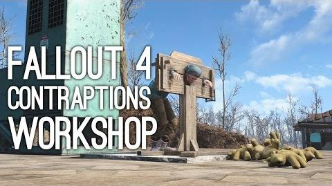 Trailer - Fallout 4 Contraptions DLC Gameplay Trailer